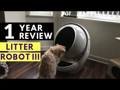 Litter Robot III Open Air Honest 1 Year Review