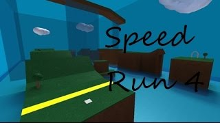 Lets Play Roblox Speed run 4 | 2 - the death