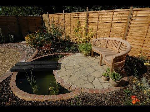 corner garden design ideas