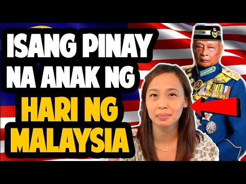 ang-pinay-na-anak-pala-ng-hari-ng-malaysia-|-kilalanin!