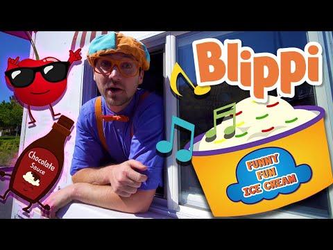 Blippi Explores an