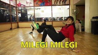 Milegi Milegi | STREE | T-Series | Shubhankar Dance Choreography.