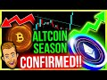 THE ONE STRONGEST INDICATOR FOR ALTCOIN SEASON JUST FLASHED!