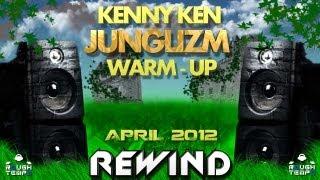 KENNY KEN (Junglism Warm-Up) - Rough Tempo LIVE! - April 2012