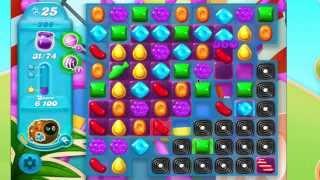 Candy Crush Soda Saga Level 306 No Booster 2* 3 moves left