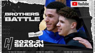 LaMelo vs Lonzo - Ball Brothers BATTLE - Full Highlights | January 8, 2021 | 2020-21 NBA Season