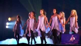 La troupe Irish Celtic en live du Zénith de Caen