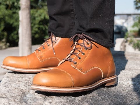 Review (and Discount Code!): Helm's Crazy Versatile Muller Boot