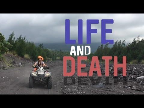 Life and Death Beneath Mount Mayon Volcano | VLOG 10
