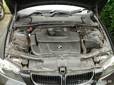 تحميل أغنية Bmw e90 320d noise turbo after repair whats