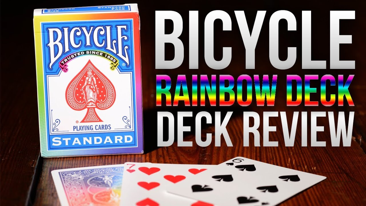 Bicycle Deck Review
