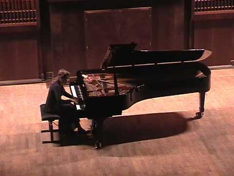 A.Glazunov - F.Blumenfeld. Concert waltz No.1 in D major, Op.47