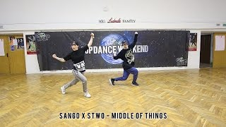Sango x Stwo - Middle of Things I Sandy Rzezniczak I Top Dance Weekend