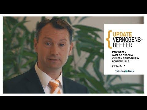 Hoe we een beleggingsportefeuille opbouwen - Private Banking