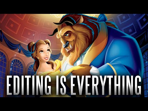 BEAUTY & THE BEAST BUT IT'S LIKE 50 SHADES OF GREY