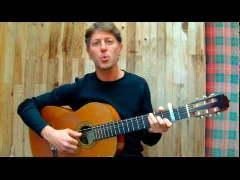 La guerre de 14-18 - G.BRASSENS  (guitar & vocal cover)