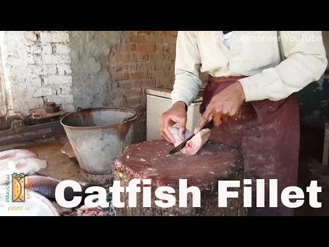 Shighari (Catfish) Fingers   Head Balloki Fish Tour   Lahore Street Food III
