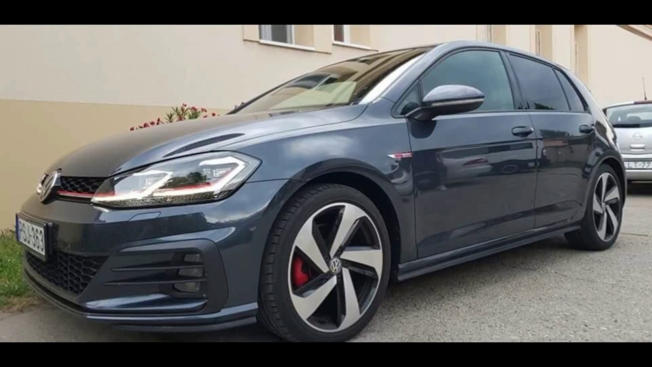 golf 7 gti remus exhaust youtube. Black Bedroom Furniture Sets. Home Design Ideas