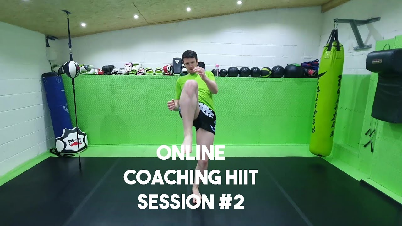 ONLINE COACHING HIIIT SESSION #2