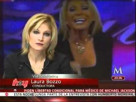 """Laura Bozzo ofrece disculpas en MILENIO Televisión por llamar """"putita"""" a mexicana"""