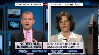 Michele Simon on The Dylan Ratigan Show (MSNBC)