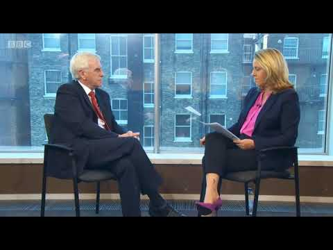 John McDonnell - Overthrowing capitalism is my job