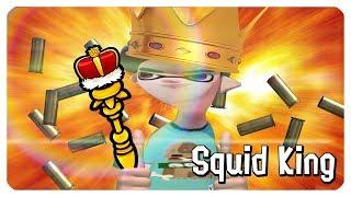 Splat Tim becomes the Squid King [Squid VS Octopus Splatfest]