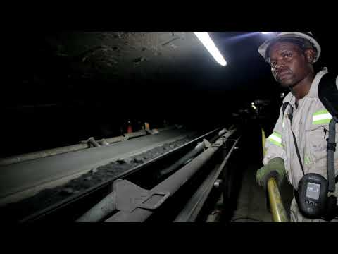 A Day In The Life Of A Mine Worker - Samancor