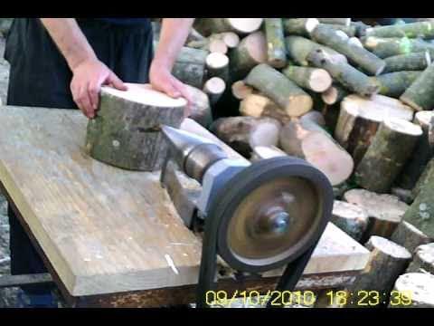 Колун для дров механический своими руками фото 42