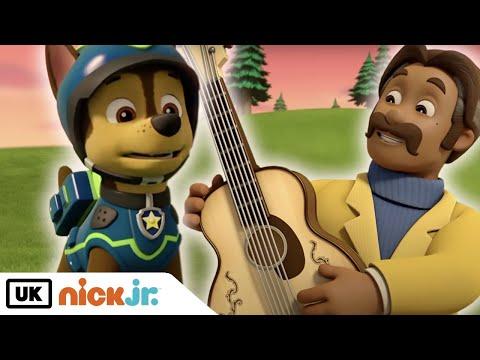 PAW Patrol | Pups Save Gustavo's Guitar | Nick Jr. UK
