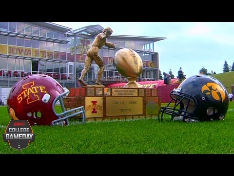 The Iowa Vs. Iowa State Rivalry Could Be College Football's Best-kept Secret | College GameDay