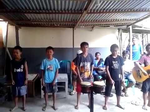 vokal group anak kecil keren kreatif - SPENSA BOYS PENDOLO
