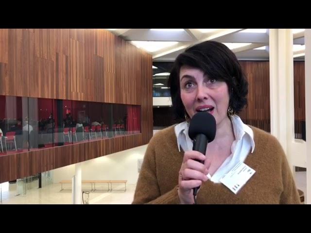 Interview de Chrystèle Maillet, déléguée de la fédération Pyrénées Atlantiques, JPAG 2018
