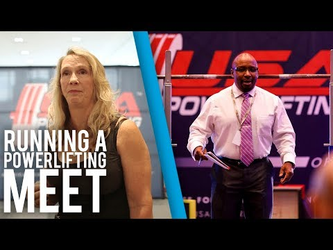 The Complete Guide to Running a Powerlifting Meet   elitefts.com