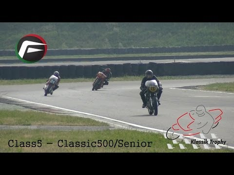 Klassik Trophy - Class5 - Cc.500/Senior - Franciacorta 2014