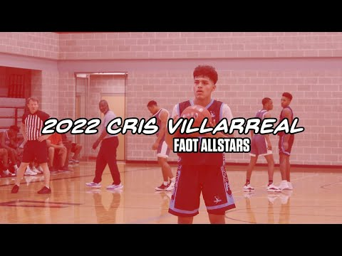 2022-cris-villarreal-|-faot-allstars-|-gaso-highlights