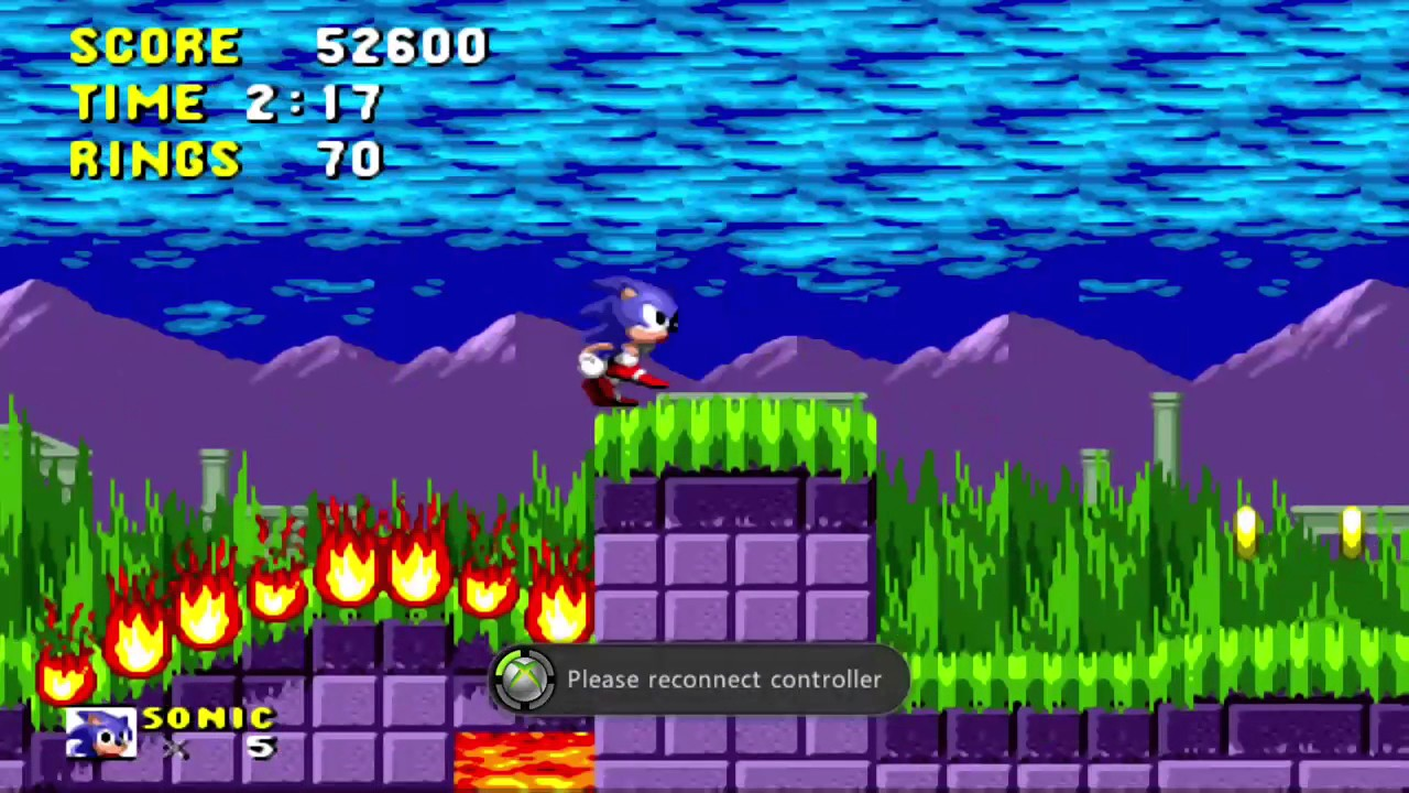 Sonic The Hedgehog Xbox One Backwards Compatible Youtube