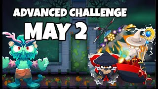 Btd6 daily challenge may 2