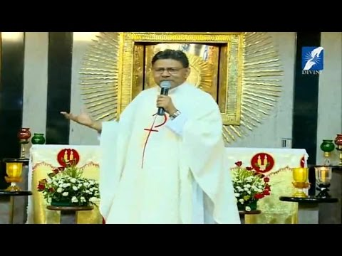 """LIVING WATERS: """"EVERY SUFFERING IS A CALL FROM GOD"""" by Rev. Fr. Augustine Vallooran V.C."""