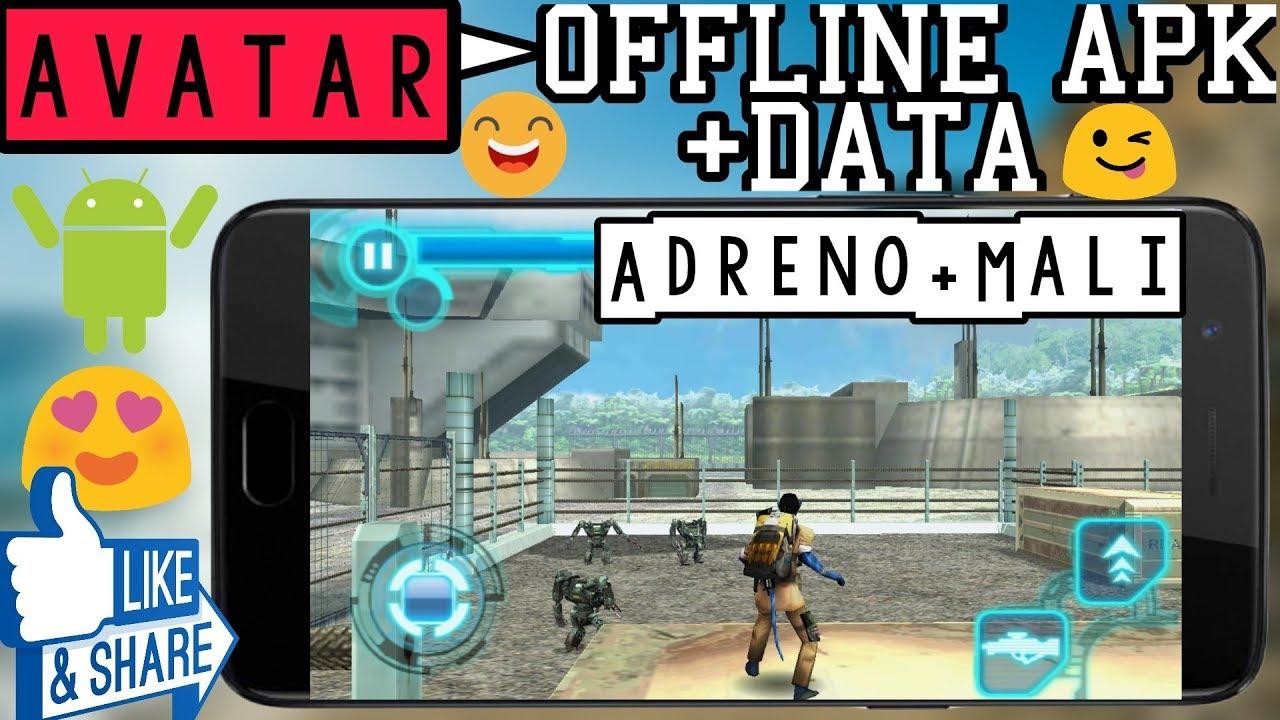 avatar game apk file free download
