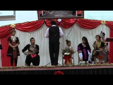 (Guy)Dating Game At Hmong South AR New Year '13-'14!!!