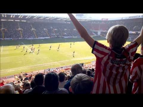Sheffield United Que Sera Sera We're Going To Wembley!