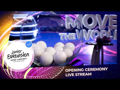 Junior Eurovision Song Contest 2020 - Opening Ceremony