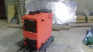 видео Газогенераторные котлы