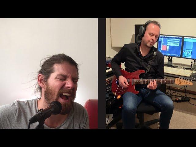 Awash - 500 Miles (Part 3 + electric guitar)