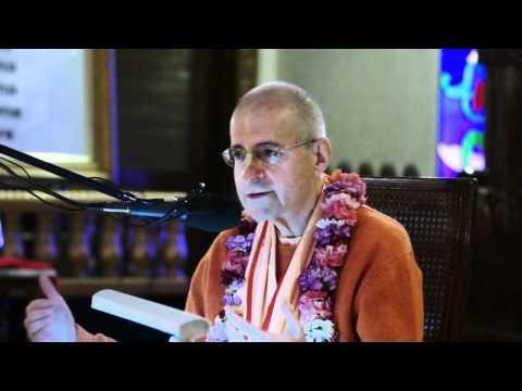 Lecture - Giriraj Swami - SB 10.3.14 - Praising God's Activities