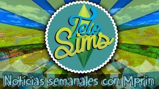 TELESIMS (Noticias) #54 | NO SÉ QUE ME PASA HOY!! XD