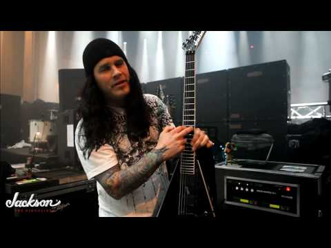 Jackson® Guitars presents Phil Demmel of Machine Head: Rig tour 2010 Mp3