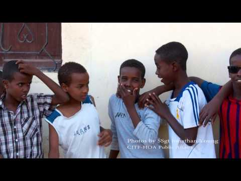 Photos from the Horn - Kicking It Djibouti Style