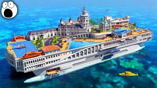 Top 10 Most Ridiculously Expensive Super Yachts In The World